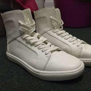Nice Ankle Sneakers