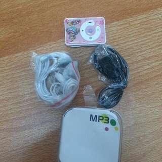 MP3隨身聽 全新品