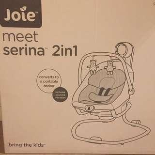 Joie Serina 2in1 Baby Rocker
