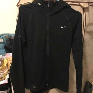 Nike Fit Dry 黑色運動外套
