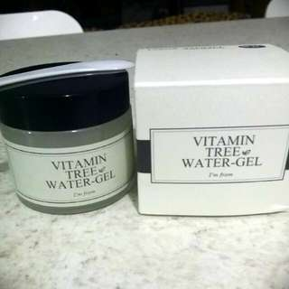 Vitamin Tree Water-gel By I'm from