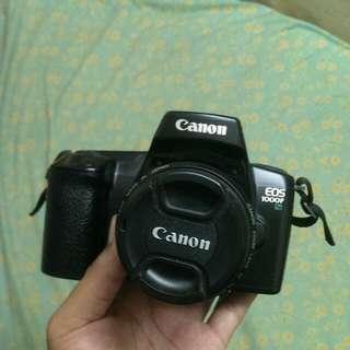Canon 1000F SLR