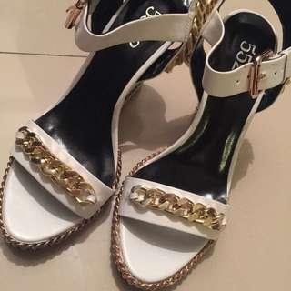 🔺金屬鍊帶跟鞋🔺