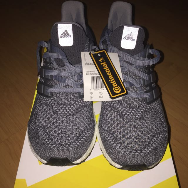 reputable site 7a4e6 9cc32 Adidas Ultra Boost Ltd (Mystery Grey), Sports on Carousell
