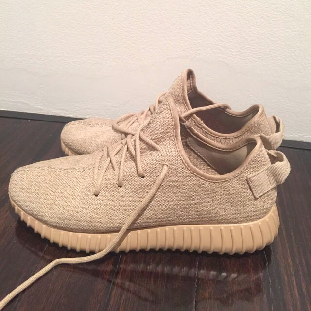 "Adidas Yeezy Boost 350 ""Oxford Tan"" Size 11"