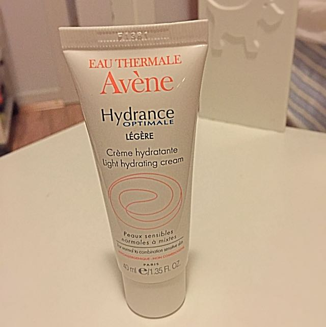 Avenue Hydrance Optimale Light Hydrating Cream