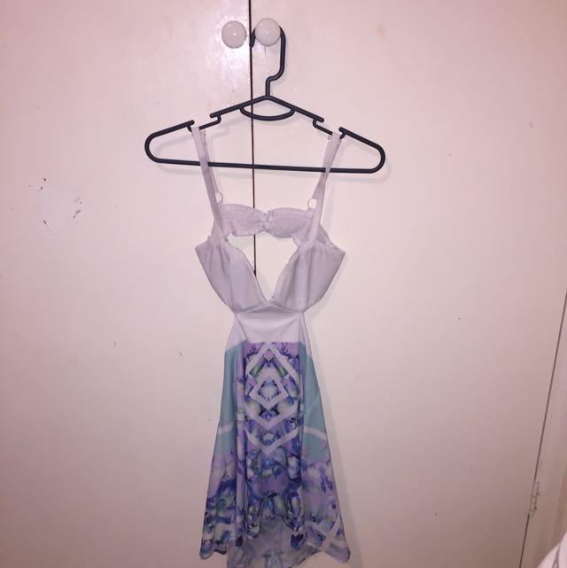 Backless Paradise Dress