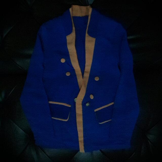 Blazer Blue Slimfit