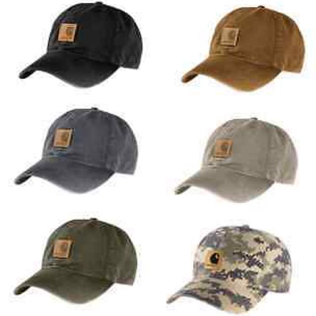 Carhartt Classic Odessa Ball Cap 老帽 棒球帽