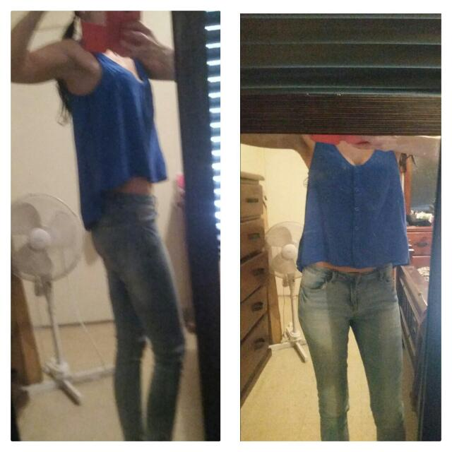 Casual loose fitting Top
