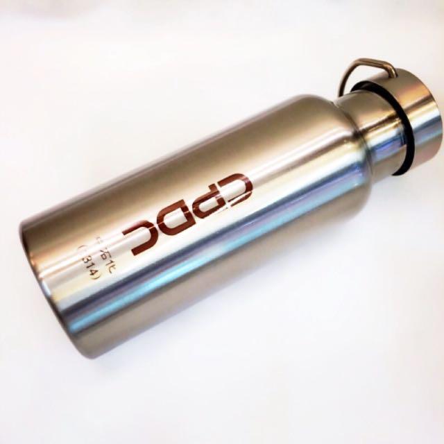 保留中 CPDC 不鏽鋼保溫瓶 真空運動保溫瓶 HM-1596 運動水瓶 僅有一個