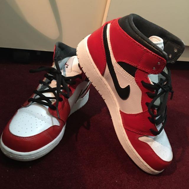 Custom Hand Painted Air Jordan 1