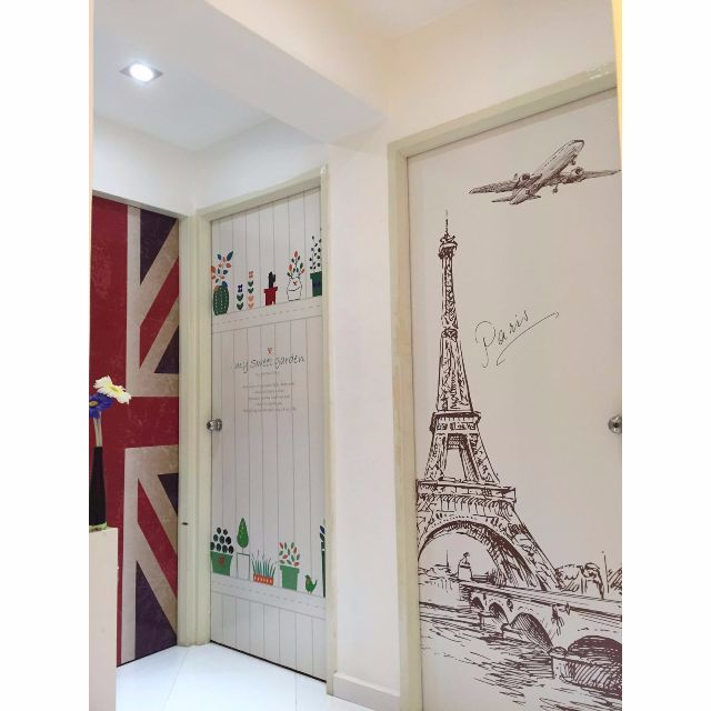 Delicieux Customise Wallpaper / Door Sticker / Vinyl / Sticker Designs, Design U0026  Craft, Handmade Craft On Carousell