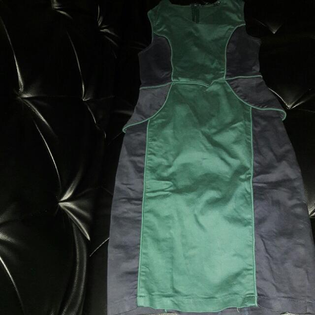 Dress Selutut by ZALORA
