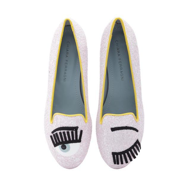 Flirting Chiara Ferragni Shoes