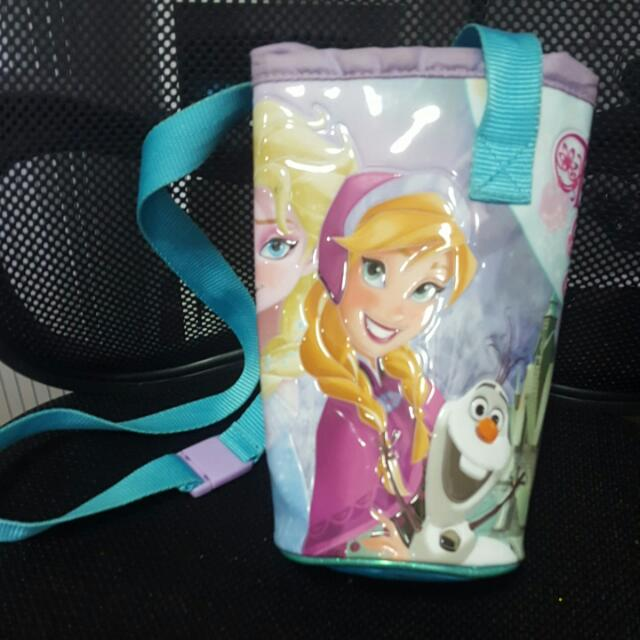 Frozen Water Bottle Holder
