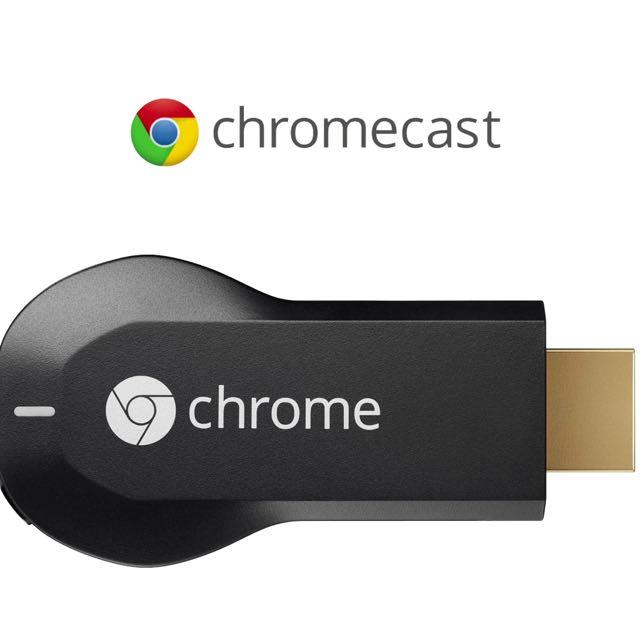 Google Chrome Cast 電視棒 分享器 Hdmi