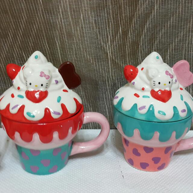 Hello Kitty 陶瓷小杯