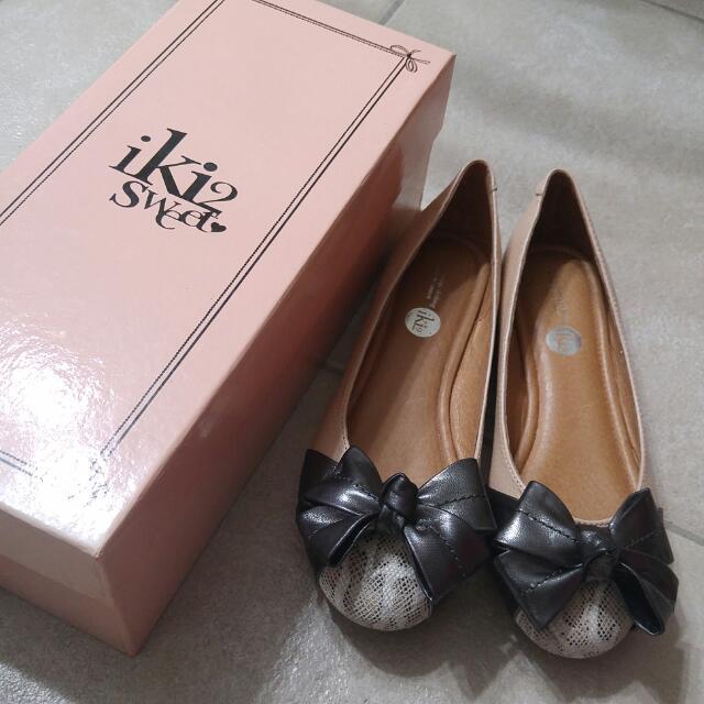 iki2娃娃鞋/平底鞋23