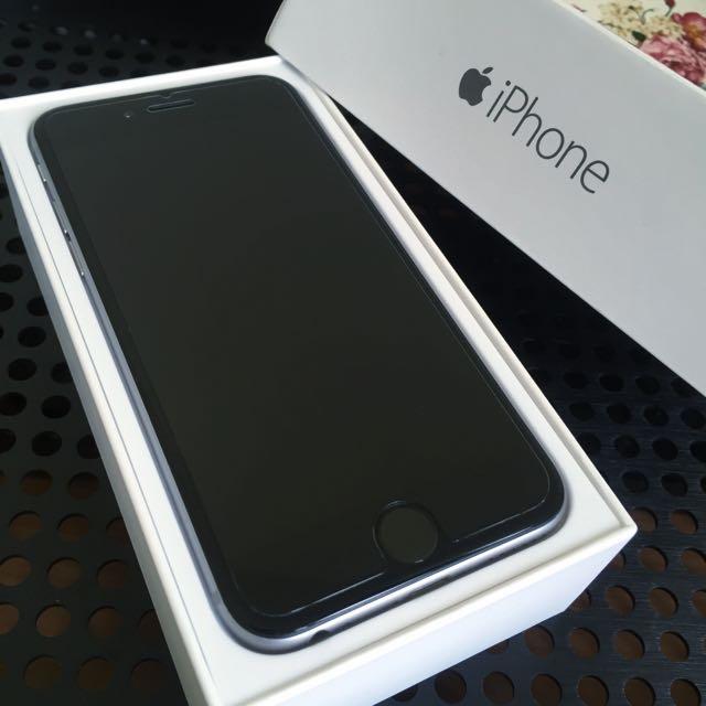 iPhone 6 64GB 太空灰 保固中 近全新 Space Gray - In Warranty