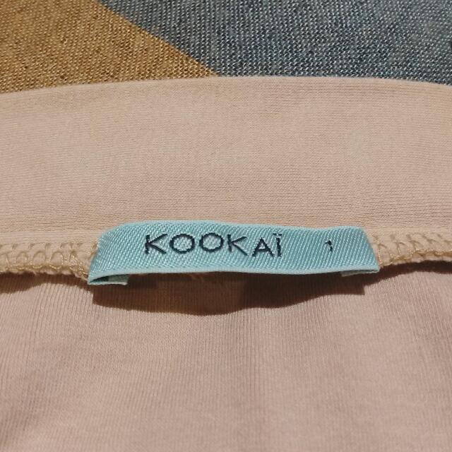KOOKAI crop (Camilla Top)