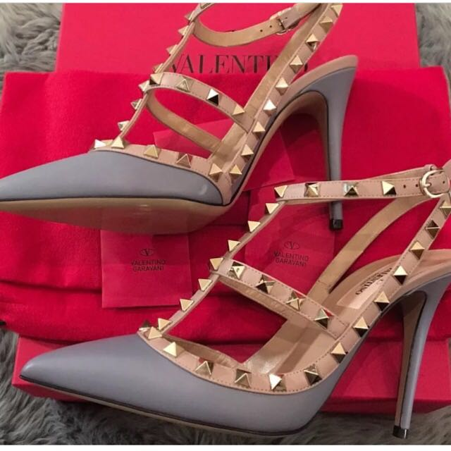 Last Pair Of Valentino Shoes 38