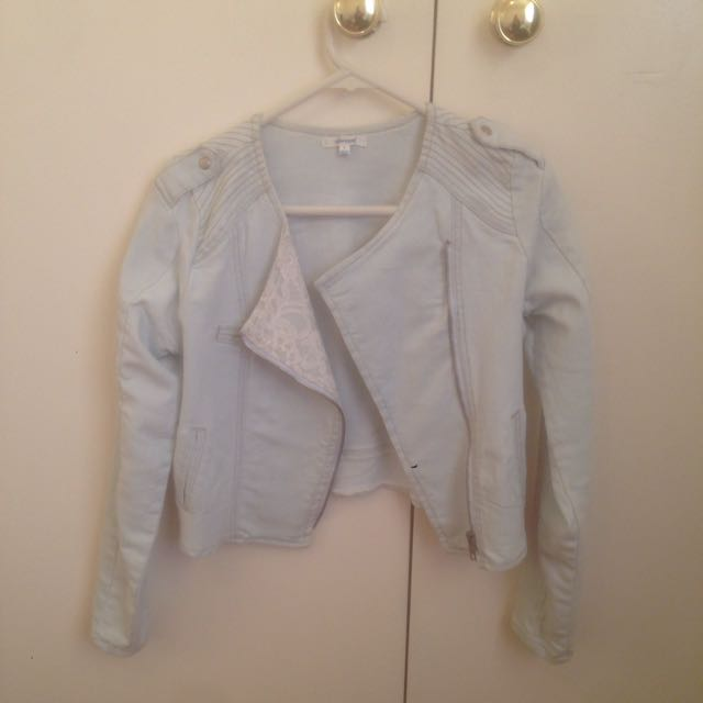 Light Denim Jacket