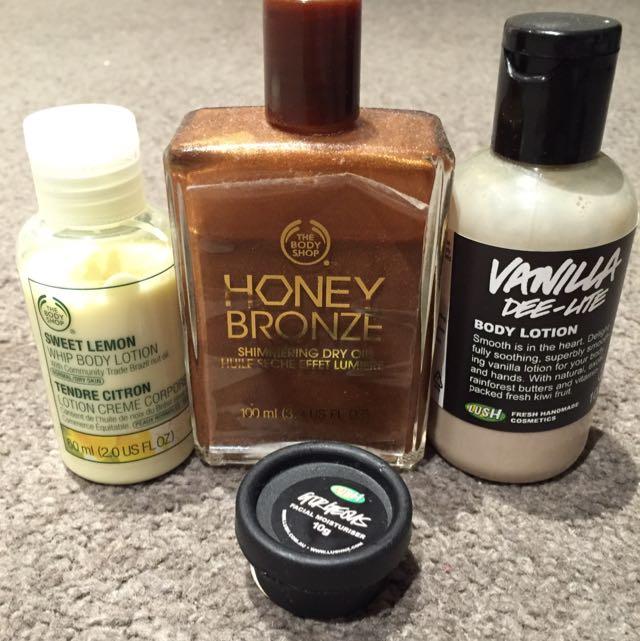 Lush & Body Shop