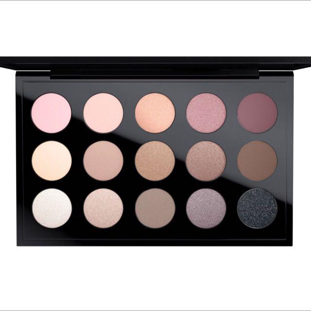 MAC Eye Shadow Palette x15 Cool Neutral