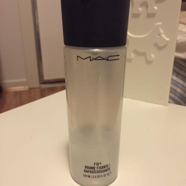 MAC Fix + Makeup Setting Spray