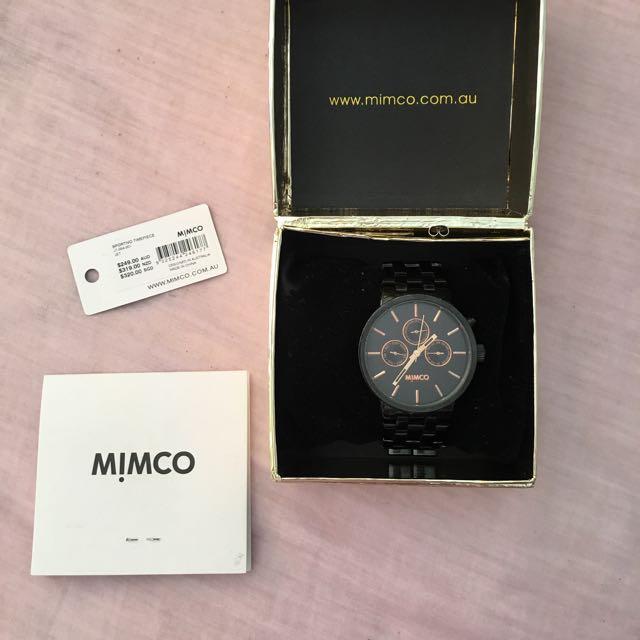 Mimco Womens Watch
