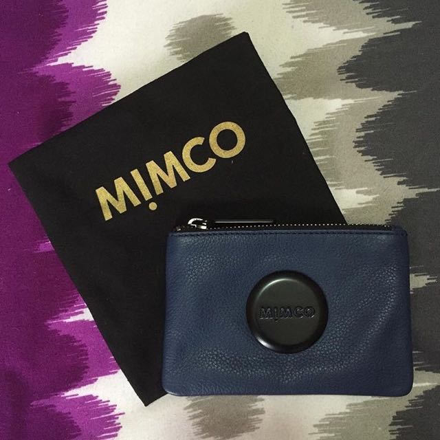 New Mimco Pouch