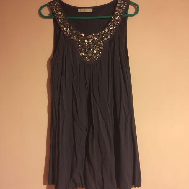 N.y.l.a Purple Dress