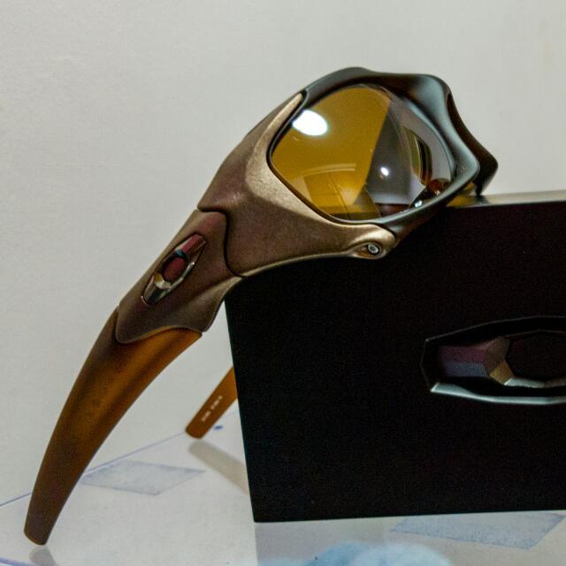 21898e6e1a Oakley Rootbeer Pitboss 1 W  Polarized (Bronze)tungsten Iridium ...