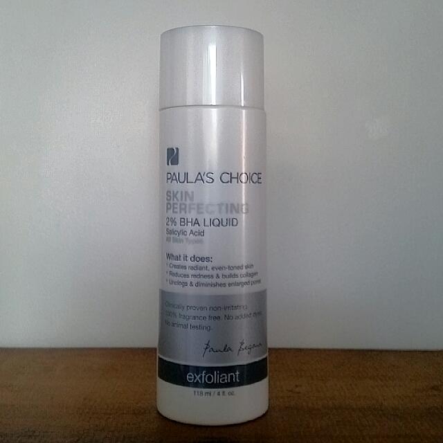 Paula's  Choice 2% BHA Skin Perfecting Liquid