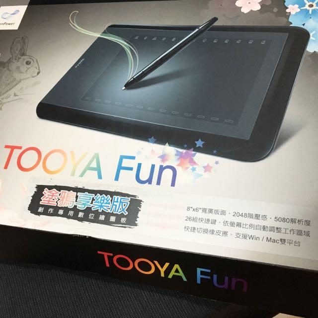 Tooya 塗鴉手繪板