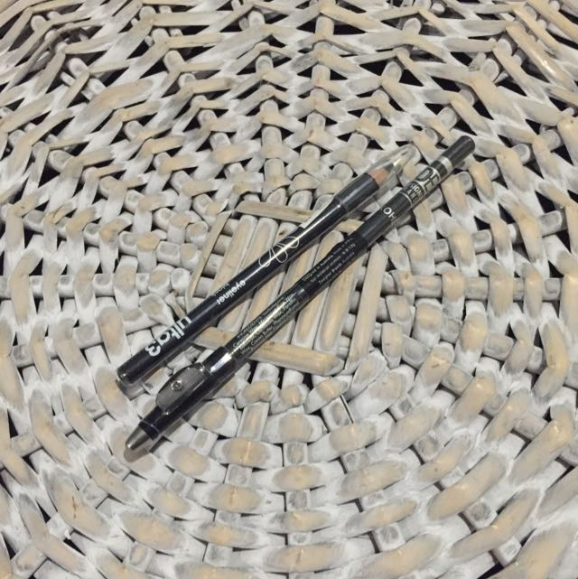 Ultra 3 & DB Black Eyeliner Pencils