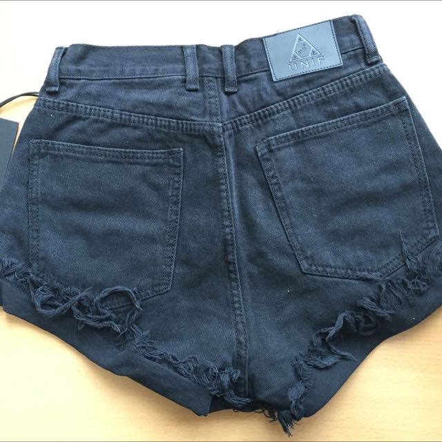 UNIF high waisted shorts