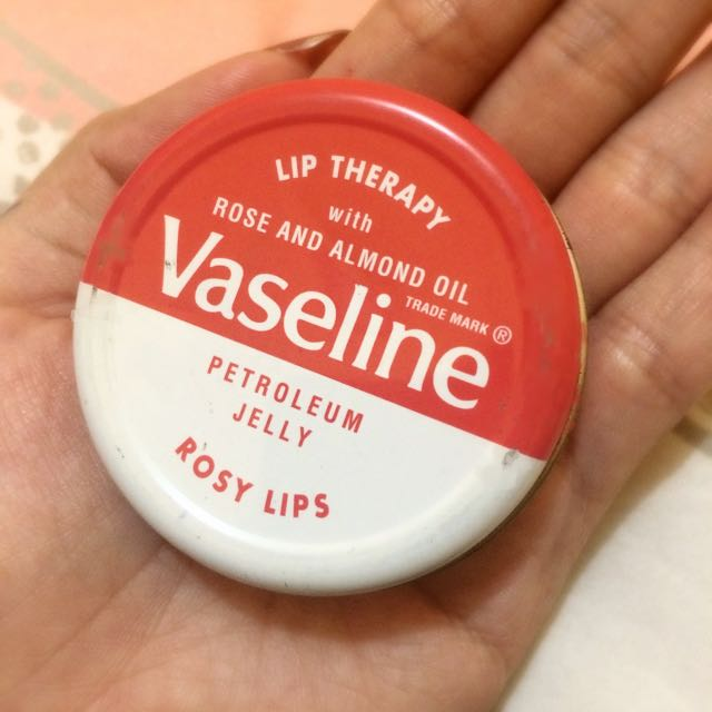 Vaseline Rosy Lip Therapy (Petroleum Jelly)