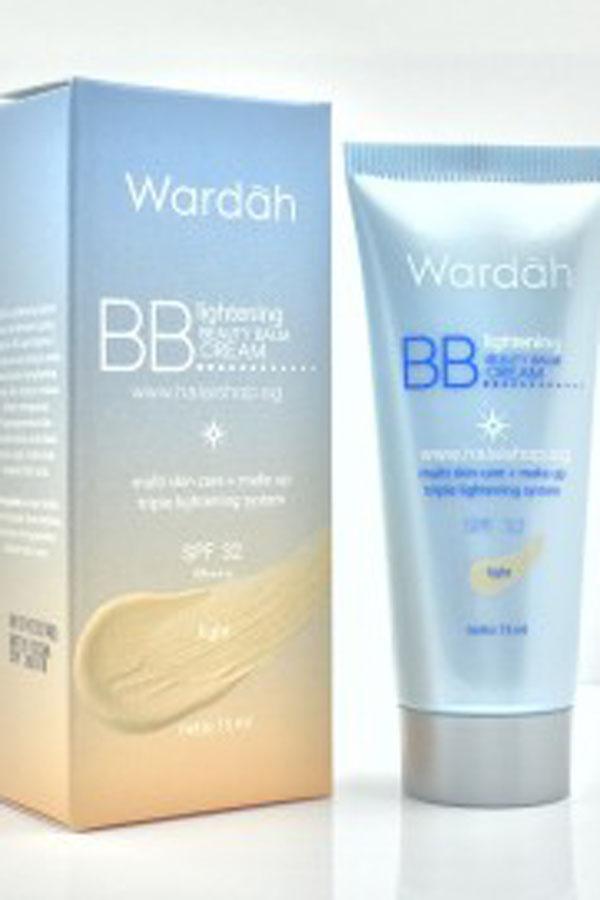 Wardah Lightening Beauty BALM CREAM - Light 15ml, Women's Fashion on Carousell