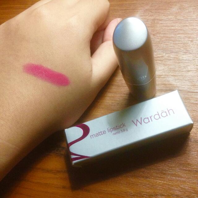 Wardah Lipstick Matte
