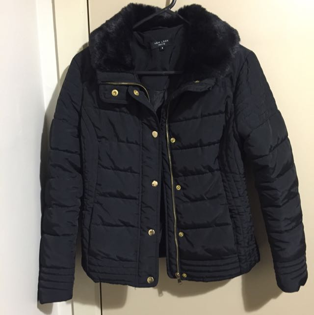 New Look Padded Jacket