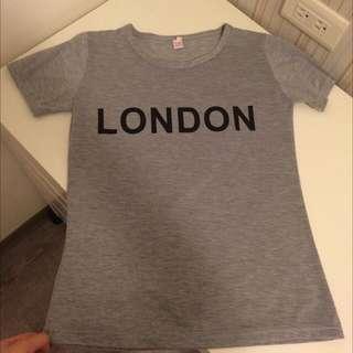 灰色T-shirt便宜賣