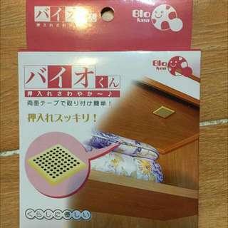 全新 微生物長效防霉消臭盒 (室內衣櫃專用)