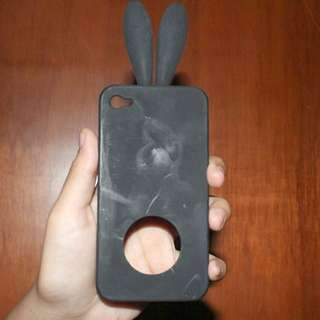 Bunny Case For Iphone 4/S