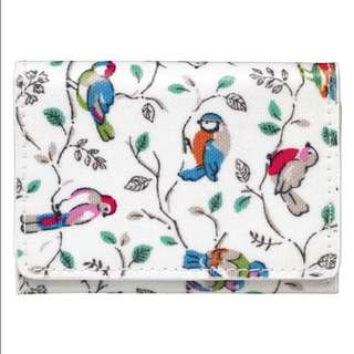 Cath Kidston Name Card Cards Holder Wallet