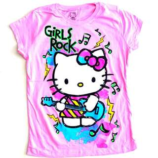 TShirt Hello Kitty 10/12 Tahun