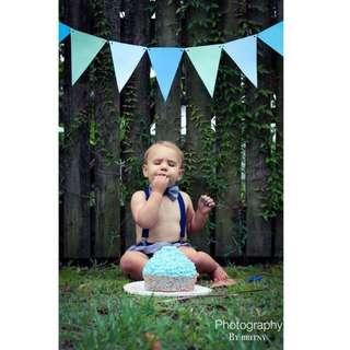 Cake Smash Photography Only $80!