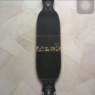 (Price Reduce)Apex 40 Double Concave