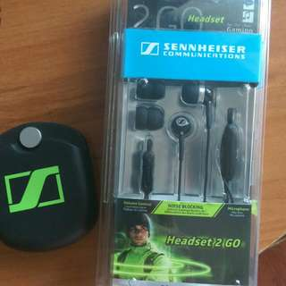 Sennheiser PC 300Game earbuds